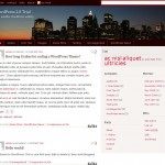 NewYorkCity WordPress Theme Screenshot