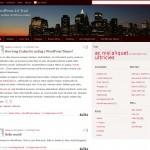 NewYorkCity WordPress Theme Screenshot