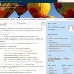 San Diego WordPress Theme Screenshot