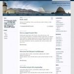 Oregon WordPress Theme Screenshot